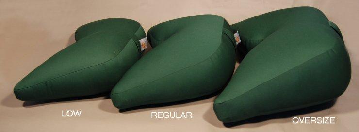 Cosmic Cushion